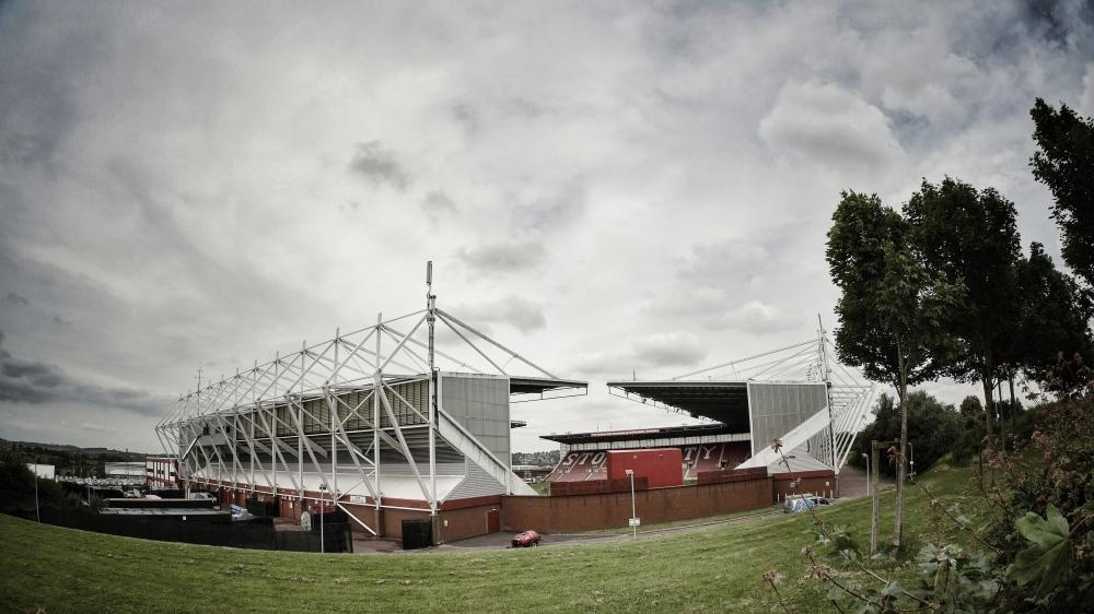 Britannic Football Stadium