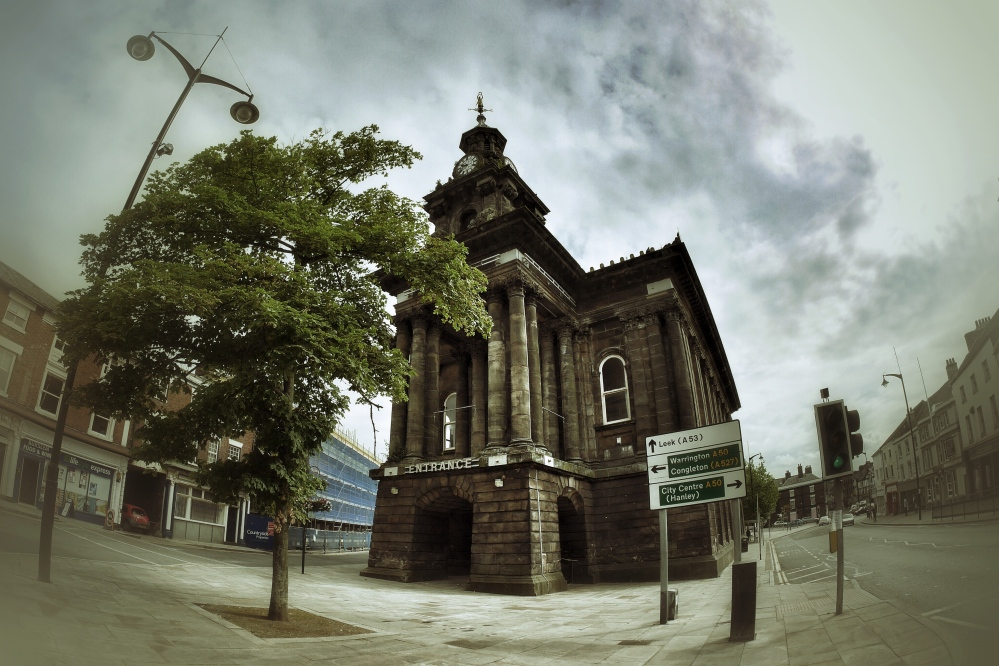 Burslem Old Town Hall