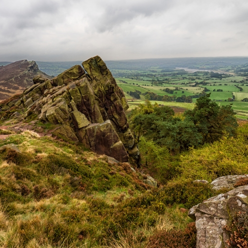 The Roaches, Staffordshire moorlands