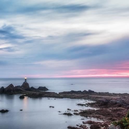 Corbierre sunset glow, Jersey