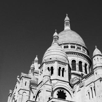 Sacre Coeur cathedral, Paris