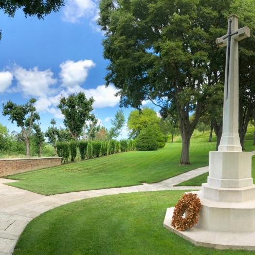 Gradara War Cemetery, North Italy