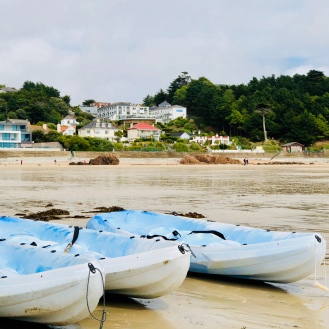 Boats and Biarritz hotel