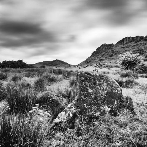 The Roaches - long exposure