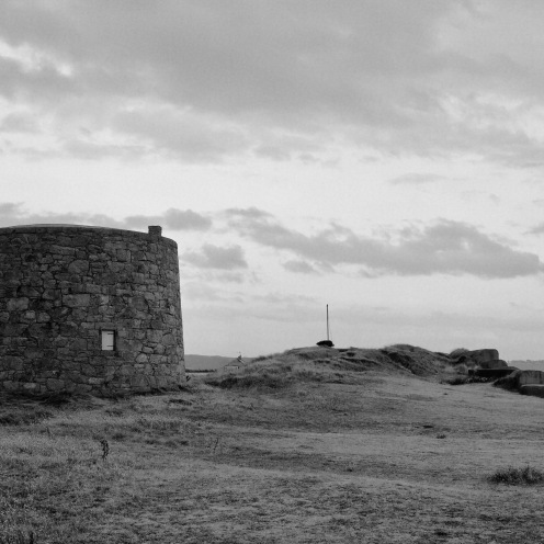 Jersey lookout tower by St Oeuens