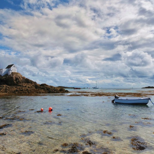 Les Ecrehous island, Channel Islands