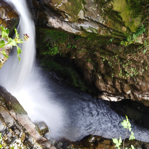 Aire Force waterfall, Cumbria